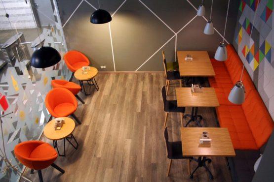 Проектирование установка инженерных сетей в ресторане