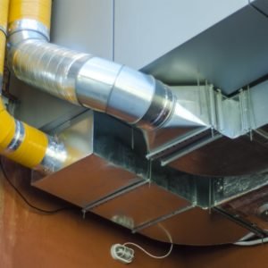 Приточная система полупромышленной вентиляции бара-ресторана «Прянощі»