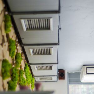 Приточная вентиляция бара-ресторана «Прянощі»