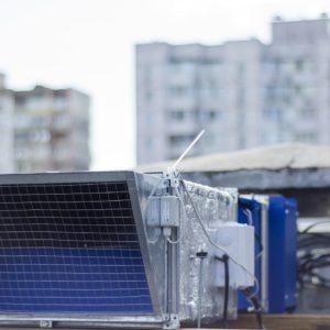 Монтаж вентиляционных систем в КальяннойNarikela Mayak