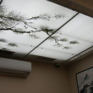 вентиляция в ресторане «Busan»