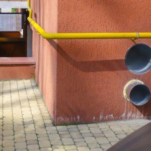 Монтаж системы вентиляции в «Family» компанией «Квєнто»