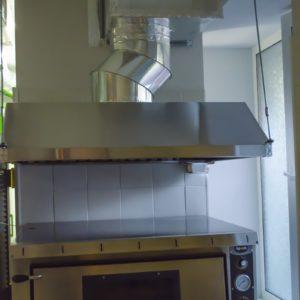 Установка промышленной вентиляции компанией «Квєнто»